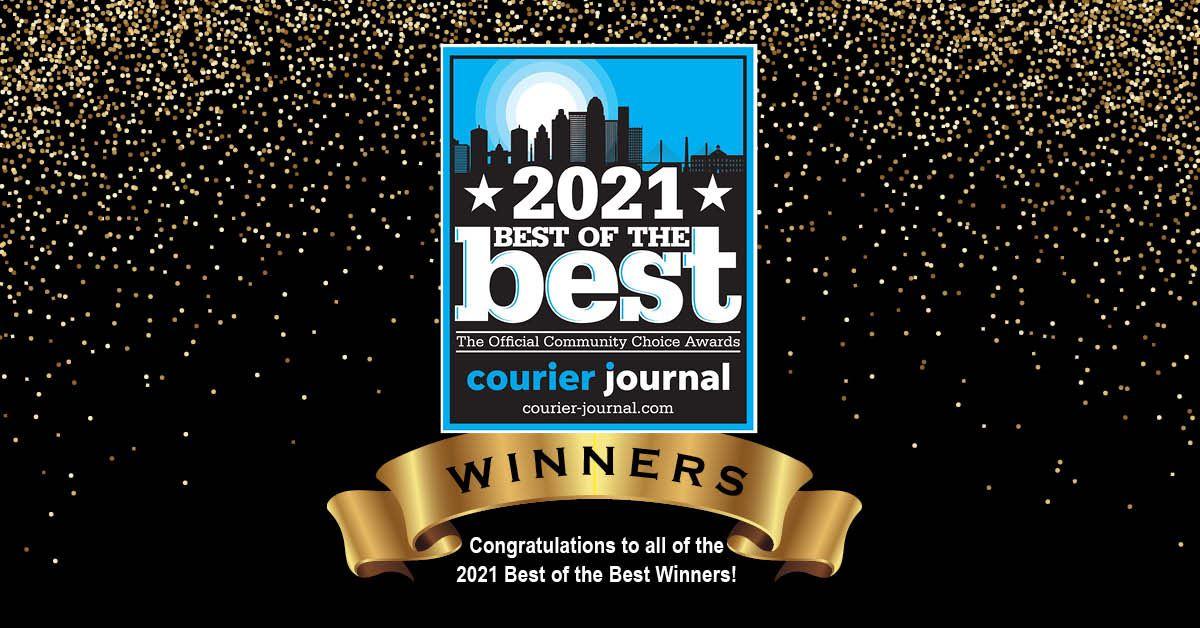 2021 Best of the Best Award Winner